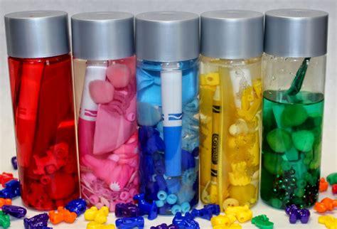 How To Make Bottle L by Sensory Bottles