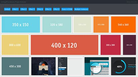 html layout gallery 15 best responsive jquery image gallery plugins web