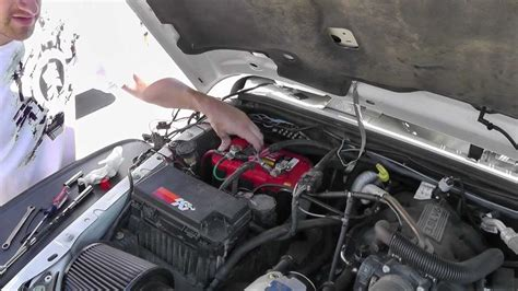 Jeep Battery Replacement Jeep Wrangler Optima Battery Replacement