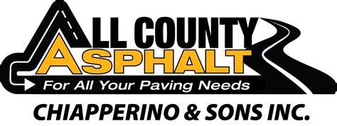 Paving Logo Ny Parking Lot Striping Asphalt Contractors New York