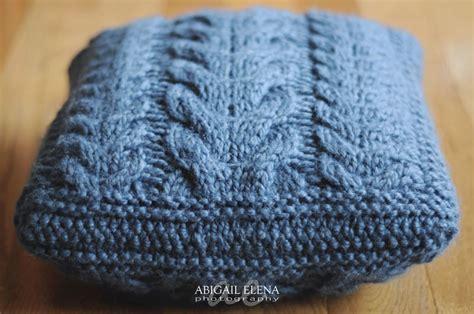 Pillow Knitting Patterns by Ferguson Cushion Cover Free Knit Pattern Melody S Makings