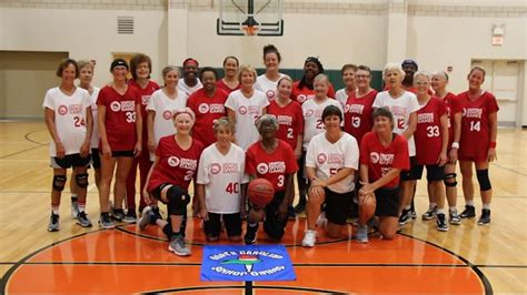 what age is a a senior s senior basketball team proves age is just a number whas11
