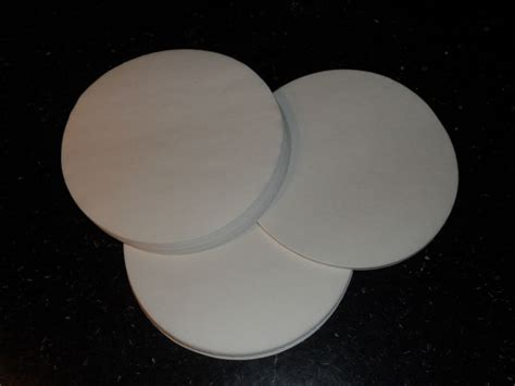 How To Make Filter Paper - new 110mm lab filter paper x 20 choice of 2 grades