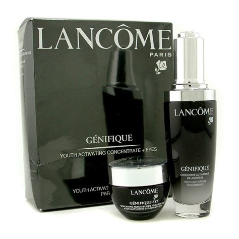 Lancome Youth Activated Genefique Travel Size lancome genifique partners coffret youth activating concentrate 50ml 1 7oz eye concentrate