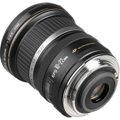 Lens Canon 10 22mm by Canon Ef S 10 22mm F 3 5 4 5 Usm Lens Digital