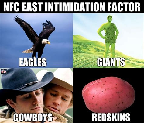 Cowboys Redskins Meme - 87 best dallas sucks images on pinterest sports humor workout humor and football humor