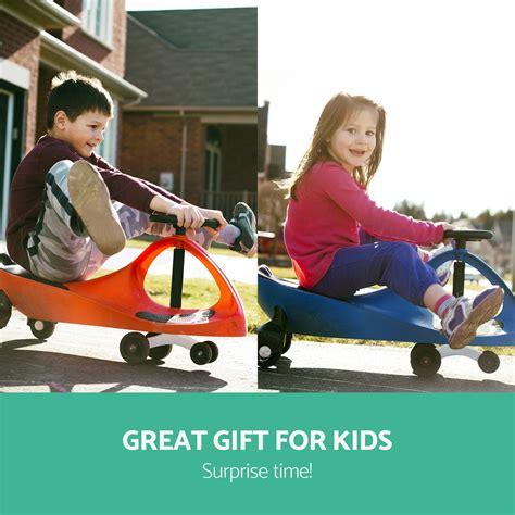 kids ride on swing car swing car swivel slider kids ride on toys children wiggle