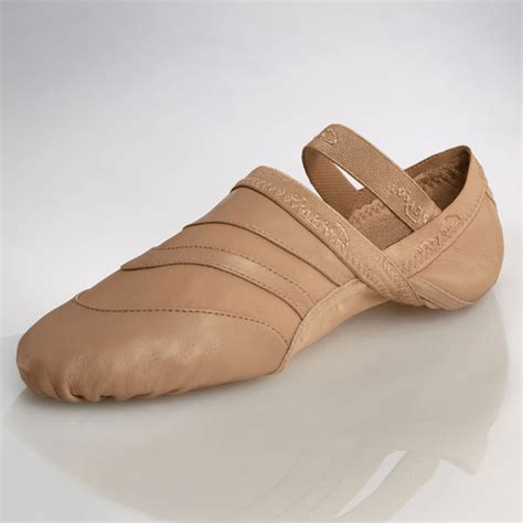 capezio slippers capezio uff01 freeform shoe in black caramel or
