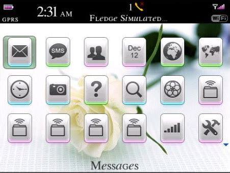 theme rose blackberry gentle roses for blackberry bold 9000 themes free