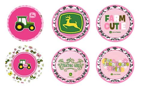 Desiree Dacosta Also Search For Deere Green Pink Bottle Caps Set Of 6 Girly Im A