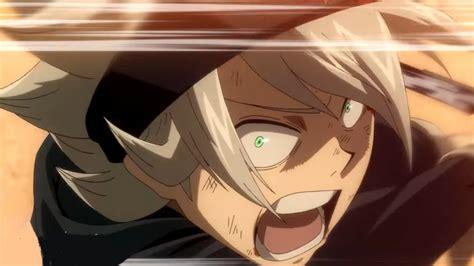 Stiker Anime Black Clover black clover offical anime trailer ブラッククローバー pv ova jump festa thoughts