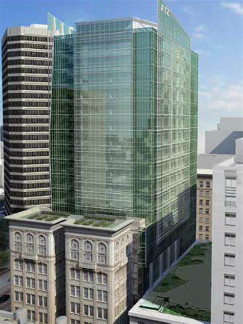 Oakland Town Office by Still Unable To Find A Tenant Prime Oakland Tower Remains