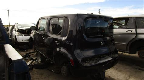 2010 nissan cube reliability junkyard find 2010 nissan cube the about cars