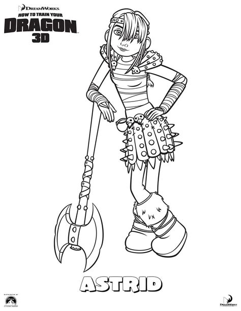 Astrid Coloring Pages Hellokids Com How To Your Color Pages