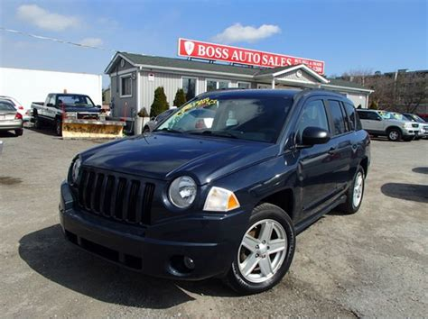 Jeep Compas 2008 2008 Jeep Compass Sport Oshawa Ontario Used Car For