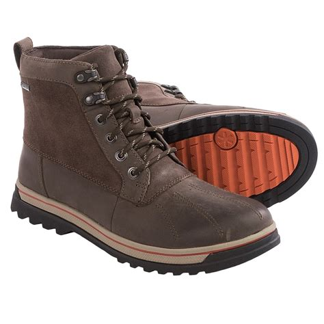 tex boots mens clarks ripway trail tex 174 boots for 122pg save 77