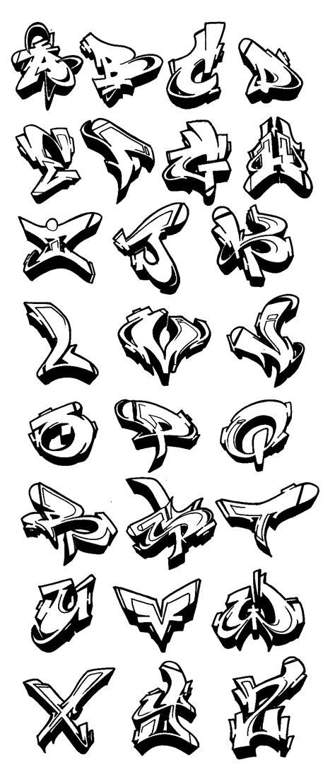 graffiti letters az drawing  getdrawings