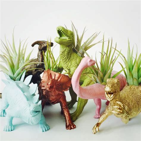 Dinosaur Planter by Customize Your Own Large Dinosaur Planter Air Plant