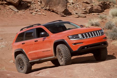2013 Jeep Grand Trailhawk 2013 Jeep Grand Trailhawk Ii Concept Review