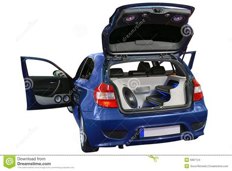 car audio system stock images image 6897124
