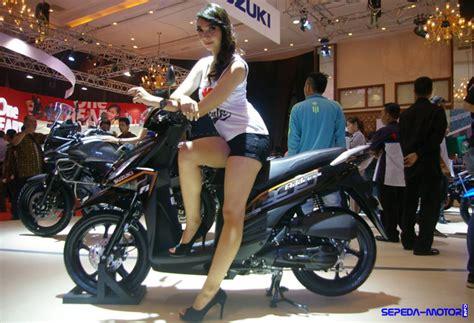 2016 Suzuki Address Fi suzuki address fi ganti baju harga tetap info sepeda motor