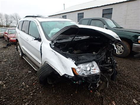 totaled jeep grand 2013 jeep grand cherokee 1c4rjfag0dc644279 salvage truth