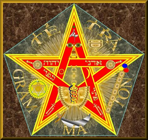 imagenes simbolos gnosticos pentagrama esot 233 rico the esoteric pentacle estrellas