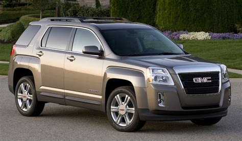 gmc terrain redesign 2015 gmc terrain redesign review price and release date