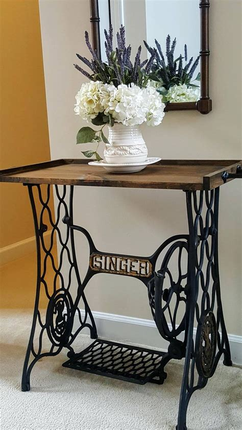 sewing machine table ideas best 25 antique sewing tables ideas on