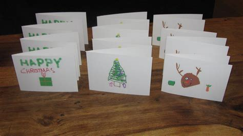 Handmade For Children - planning children s handmade cards