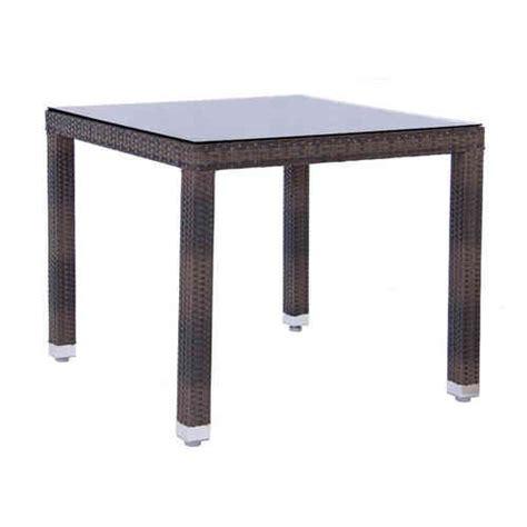 tavoli da giardino rattan tavoli da giardino rattan prezzi mobilia la tua casa
