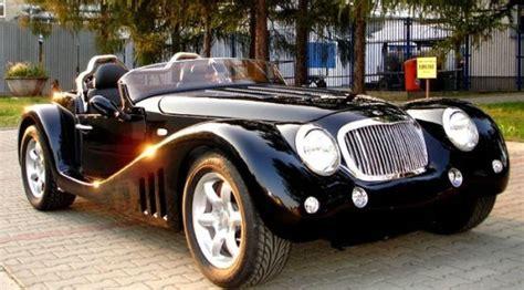 leopard 6 litre roadster polskie samochody sportowe