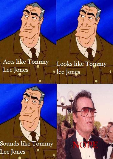 Tommy Lee Jones Meme - atlantis meme not tommy lee jones by silentdeathavenger on