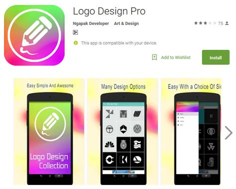 logo design app for android logo design apps for android 12 000 vector logos