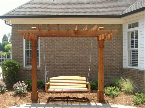 pergola porch swing pergola porch swing plans thediapercake home trend