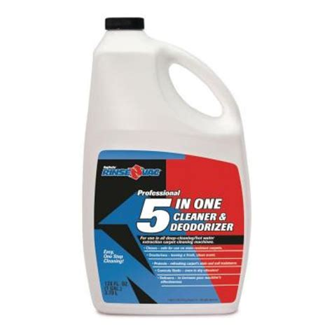 rug doctor no water coming out rug doctor rnv 128 oz 5 in one carpet cleaner 41590 the home depot