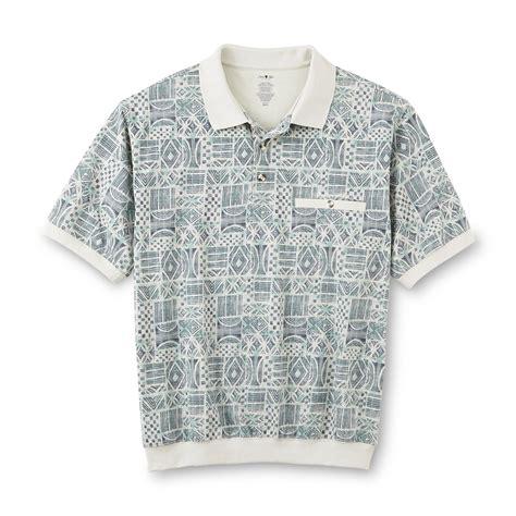 batik pattern collection david taylor collection men s pocket polo shirt batik