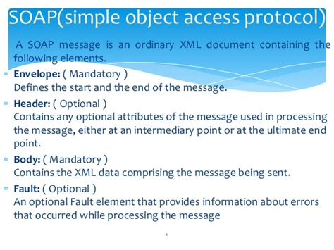 tutorial xml messaging with soap soap