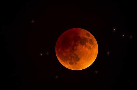 Lunar L by Blood Moon Lunar Eclipse 2015 Photograph By Saija Lehtonen