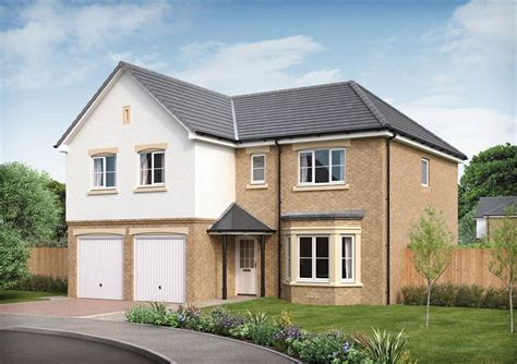 miller homes the larches 5 bedroom jura ready to move