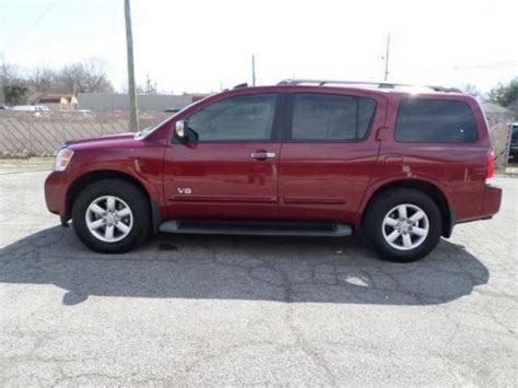 automobile air conditioning service 2008 nissan armada spare parts catalogs find used 2008 nissan armada se in 5559 madison ave indianapolis indiana united states for