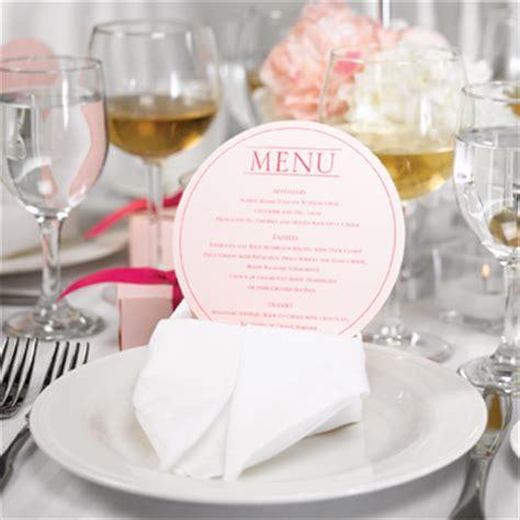 unique diy menu card ideas new jersey weddings