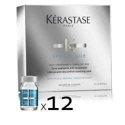 Kerastase Cure Apaisante Anti Inconforts 12x 6ml k 233 rastase sp 233 cifique 2 keshop