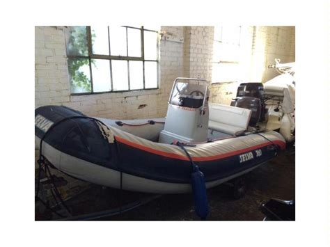 inflatable boats devon selva 360 in devon inflatable boats used 71015 inautia