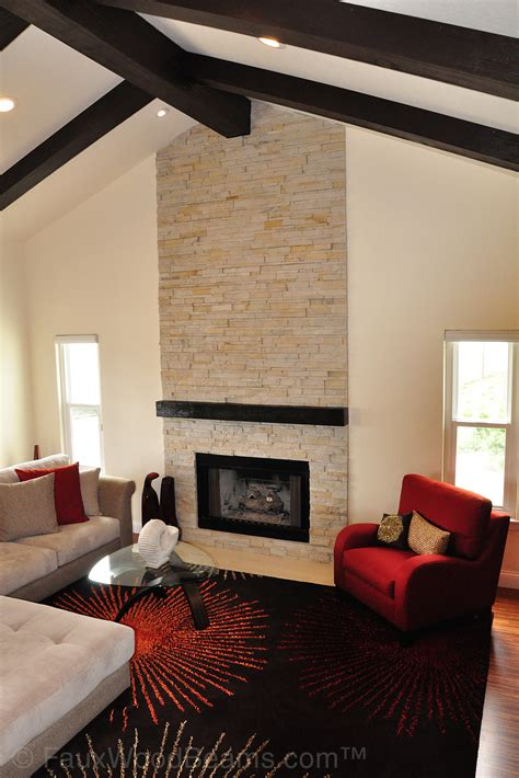 Raising Ceiling by Vaulted Ceiling Beams Gallery Photos And Ideas To Inspire