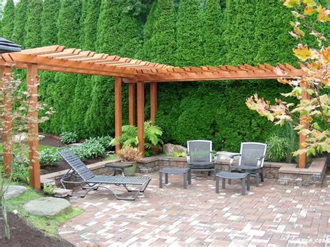 awesome backyards ideas awesome decorating backyards ideas with wooden gazebo as