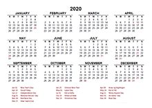 yearly calendar  philippines holidays  printable templates