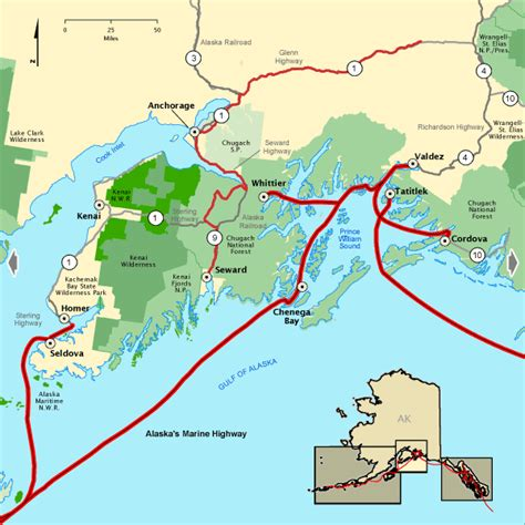 cing boating near me marine highway pws kenai peninsula map