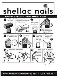 1000 images about on shellac nails at