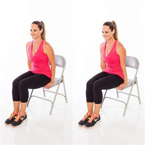 ab exercises while sitting in a chair 5 chair exercises that reduce belly in no time